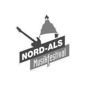 Nord-Als Musikfestival logo